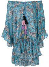 Anjuna - Vestito con stampa - women - Cotton - S, M - BLUE