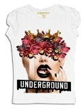 Happiness T - Shirt Donna - Underground