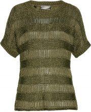 Pullover traforato (Verde) - bpc selection