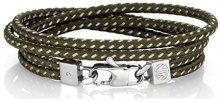 Nomination Bracciale Unisex in Acciaio Inox Zircone Bianco 19.5cm 026432/008