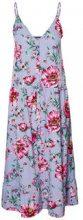 VERO MODA Floral Singlet Dress Women Purple