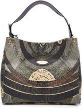 Gattinoni Gacpu0000099, Borsa a Spalla Donna, Marrone (Diana), 13x33x38 cm (W x H x L)