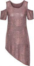 Maglia con effetto metallizzato (rosa) - BODYFLIRT
