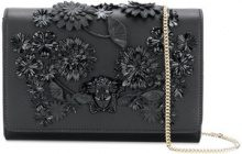 Versace - Borsa a spalla 'Medusa Palazzo' - women - Leather - OS - BLACK