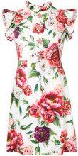 Dolce & Gabbana - Peony Print Cady dress - women - Silk/Polyester/Spandex/Elastane/Viscose - 38, 40, 42, 46, 44, 36 - MULTICOLOUR