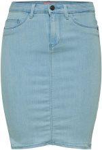 ONLY Pencil Denim Skirt Women Blue