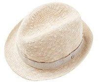 ESPRIT Accessoires 048ea1p002, Cappellopello da Sole Donna, Bianco (Off White 110), Medium