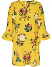 ONLY Printed Dress Women Yellow