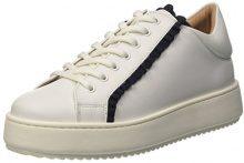 Twin Set Cs8Pjy, Sneaker Donna, Bianco (Bianco Ottico), 40 EU