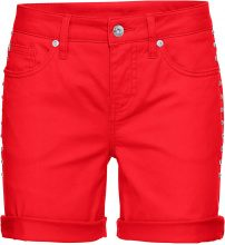 Shorts di jeans (Rosso) - RAINBOW