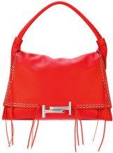 Tod's - Borsa Tote - women - Leather - OS - RED