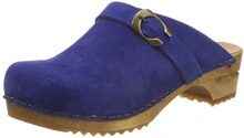 Sanita Hedi Open, Zoccoli Donna, Blu (Electric Blue), 37 EU