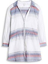 ESPRIT 037ee1f006, Camicia Donna, Multicolore (off White), 40