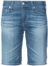 Ag Jeans - knee-length shorts - women - Cotone - 27, 31, 32 - Blu