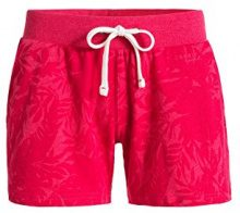 ESPRIT Cotton-mix Sweat Shorts With Pockets, Pantaloni Sportivi Donna, Rosso (Cherry Red 3 617), 40