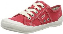 TBSOpiace - Sneaker Donna, Rosso (Rouge (Rubis)), 36