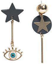 Desigual Orecchini a pendolo e goccia Donna non di metallo - 18SAGO782000U