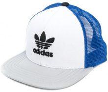 Adidas - Cappello da baseball con pannelli in rete - women - Cotone/Polyester - OS - BLUE