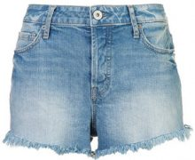 Paige - Emmit denim shorts - women - Cotone - 23, 25, 27, 28, 29, 30 - Blu