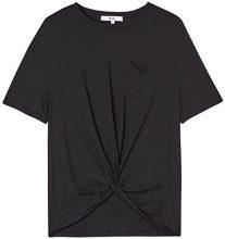 FIND 17 04 814 magliette donna, Nero (Black), 48 (Taglia Produttore: X-Large)
