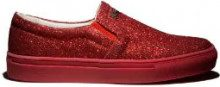 Swear - Sneakers 'Maddox' - women - Calf Leather/PVC/rubber - 35, 36, 37, 38, 39, 40, 41 - RED