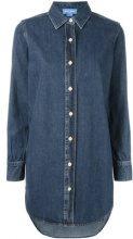 Mih Jeans - oversize denim shirt - women - Cotton - XS, S, M - BLUE