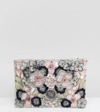 Accessorize - Alanis - Pochette a fiori - Multicolore