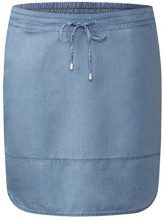 Street One 360250, Gonna Donna, Blau (Light Tencel Wash 11404), 34