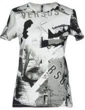 VERSUS VERSACE  - TOPWEAR - T-shirts - su YOOX.com
