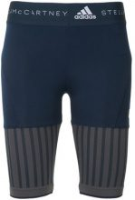 Adidas By Stella Mccartney - Pantaloni corti 'Run Ultra' - women - Polyester/Spandex/Elastane - XS, S - BLUE