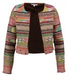 Blazer - brown multi