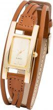 Orologio con cinturino intrecciato (Marrone) - bpc bonprix collection
