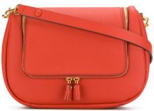 Anya Hindmarch - Borsa a spalla 'Vere' - women - Leather - OS - YELLOW & ORANGE