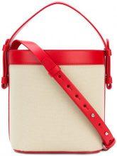 Nico Giani - Borsa tote 'Adenia' - women - Leather/Canvas - OS - NUDE & NEUTRALS