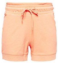 ESPRIT Sports 048ei1c004, Pantaloncini Donna, Rosso (Coral 2 646), 42 (Taglia Produttore: Small)