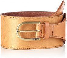 Hilfiger Denim THD Waist Belt 6.0CM, Cintura Donna, Marrone (Tan 280), 95
