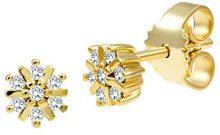 Diamond Line   14_k_(585)  oro giallo palla    Diamante