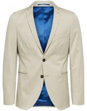 SELECTED Slim Fit - Blazer Men Beige