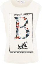 Maglia stampata (Bianco) - bpc bonprix collection