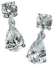 Elements E2321C - Orecchini da donna, argento