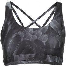 Nimble Activewear - Reggiseno sportivo 'Criss Cross' - women - Spandex/Elastane/Polyethylene Terephthalate (PET) - XXS, XS, S, M, L - GREY
