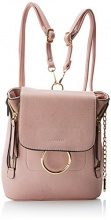 SwankySwans Tina Backpack Bag - Borse a tracolla Donna, Rosa (Pink), 11x23x21 cm (W x H x L)