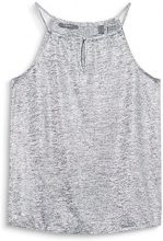 ESPRIT Collection 127eo1k015, Vestaglia Donna, Grigio (Silver 090), XX-Large