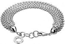 Hot Diamonds - Bracciale in argento con diamante, bianco, 17.5 centimeters
