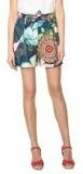Desigual PANT_FLORES 2-Shorts Donna