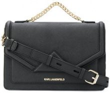 Karl Lagerfeld - K/Klassik shoulder bag - women - Leather - OS - BLACK