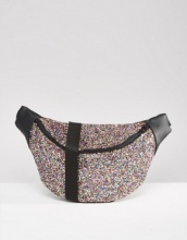 Beksie's Boutique - Disco - Marsupio glitterato