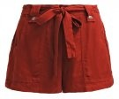 PIXIE - Shorts - dark red