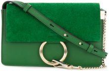Chloé - Borsa 'Faye Small' - women - Leather - OS - GREEN