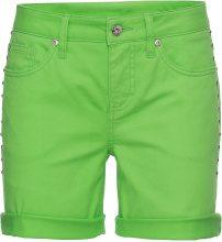 Shorts di jeans (Verde) - RAINBOW